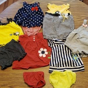 Other - Baby clothing lot of 9 items see pics
